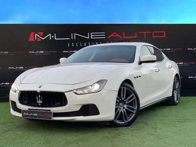 usado Maserati Ghibli SPORT