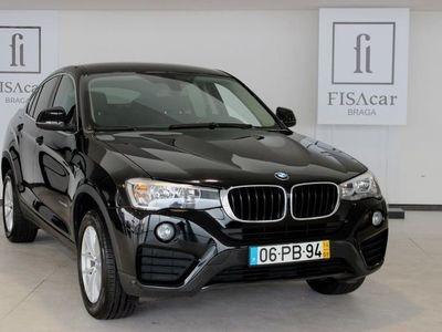 usado BMW X4 X-DRIVE