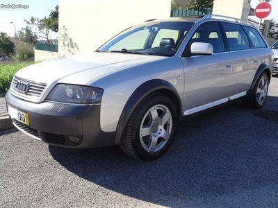 usado Audi A6 Allroad 2.5TDi 180 Cv -