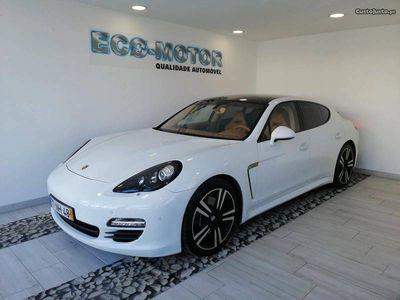usado Porsche Panamera 3.0 V6 Sport Chrono