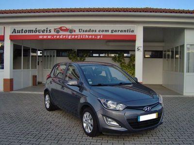 usado Hyundai i20 1.1 CRDI BLUE ONE 75 CV