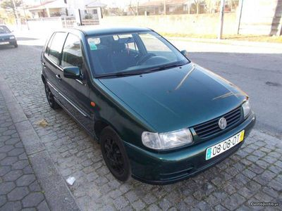brugt VW Polo 1.0 mpi