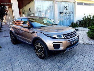 usado Land Rover Range Rover evoque sport