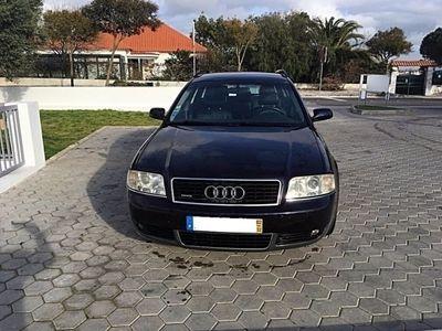 usado Audi A6 Avant 2.5 TDI 4