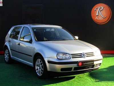 usado VW Golf IV 1.9TDI