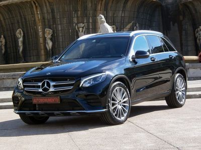 usado Mercedes GLC250 ClasseD AMG 4 MATIC Auto (204 cv)