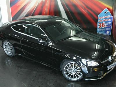 usado Mercedes C250 2.2 D AMG Line | GPS | LED | CÂMARA