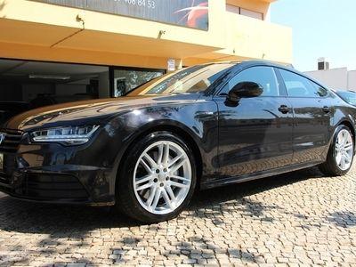 usado Audi A7 3.0 TDI BI Turbo (320 cv) Sline, Pacck Black Exclusive, Nacional