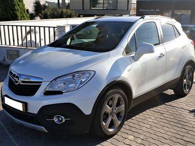 usado Opel Mokka 1.7 CDTI COSMOS AUTOMATICO