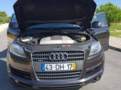 usado Audi Q7 sport