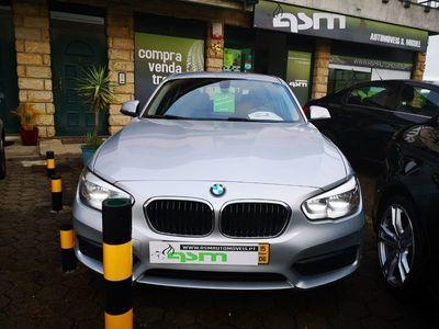 usado BMW 116 D Efficient Dynamics