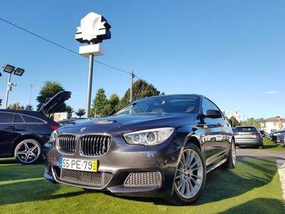 usado BMW 535 Pack-M 313Cv Gps Nacional 1Dono