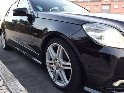 usado Mercedes E250 CDI AMG BLUE EFIC. AUTO