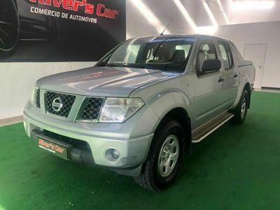 usado Nissan Navara 2.5 D40