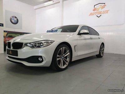 begagnad BMW 420 Gran Coupé Sport