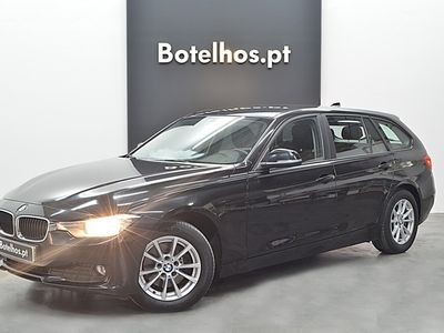 usado BMW 320 D Touring Line Luxury
