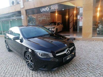 usado Mercedes CLA200 D