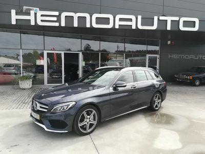 usado Mercedes C300 BlueTec Hybrid AMG