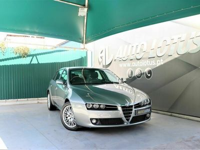 usado Alfa Romeo 159 Sportwagon 2.4 JTD