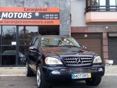 usado Mercedes ML400 cdi 250cv