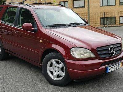 usado Mercedes ML270 CDI Nacional