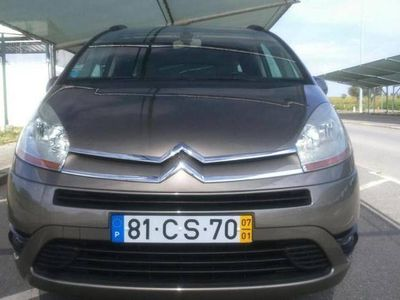 usado Citroën Grand C4 Picasso Executive 1.6HDi 110 -