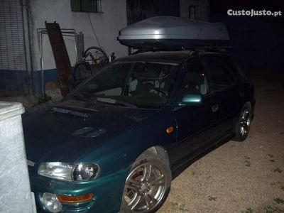 usado Subaru Impreza 2.0 GT 4WD TURBO 218 CV