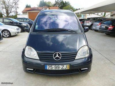 brugt Mercedes Vaneo 1.7 (91cv 5p)