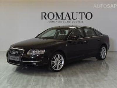 usado Audi A6 2.0 TDi Multi. Exclusive (140cv) (4p)