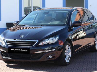 usado Peugeot 308 SW 1.6 Hdi GPS+CAM