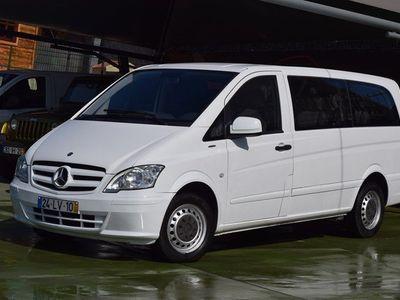 gebraucht Mercedes Vito 110 CDI 9 Lugares