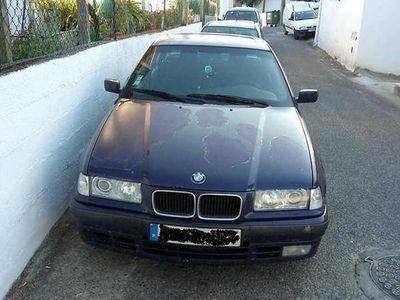 usado BMW 318 318 tds berlina