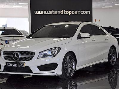 gebraucht Mercedes CLA220 CDI AMG Auto