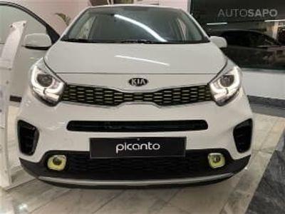 usado Kia Picanto X-Line+Nav 1.0 T-GDi 100Cv
