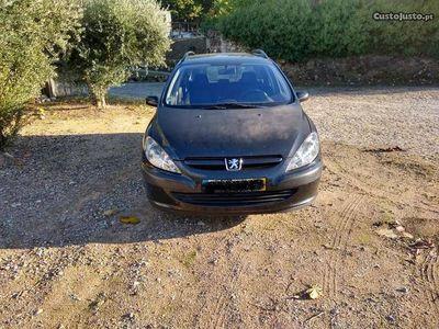usado Peugeot 307 sw