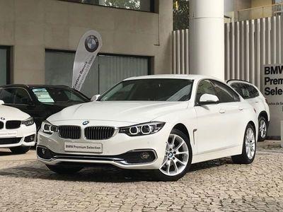 usado BMW 420 Gran Coupé Serie 4 d LUXURY 2019