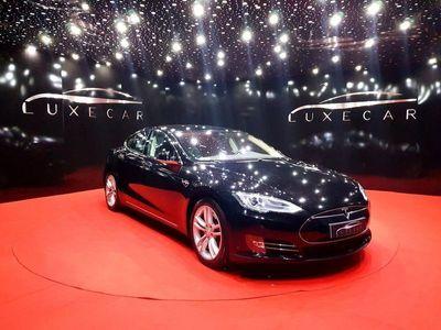 usado Tesla Model S P85 Auto Pilot Nacional