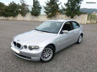 gebraucht BMW 320 td Compact 150cv 2003 Estimado