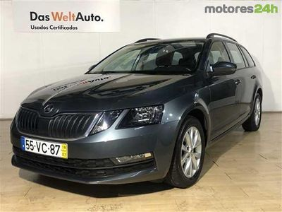 usado Skoda Octavia Break 1.6 TDi Ambition