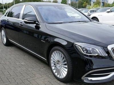 usado Mercedes S550 S 560 4 MATIC MAYBACH
