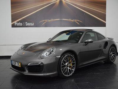 used Porsche 911 Carrera 991Turbo S