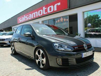 usado VW Golf 2.0 TSi GTi