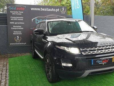 usado Land Rover Range Rover evoque 2.2 190cv