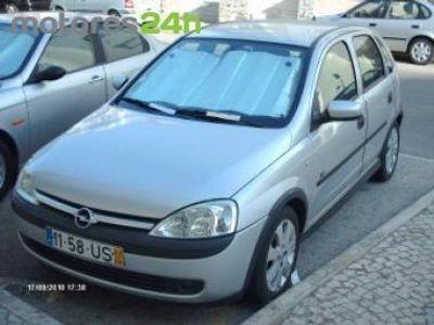 usado Opel Corsa C njoy
