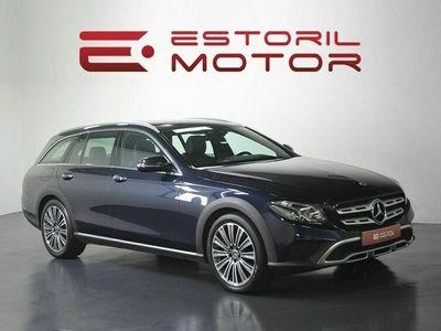 usado Mercedes E220 4-Matic All-Terrain Avantgarde