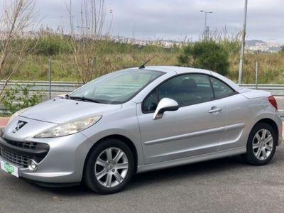 usado Peugeot 207 CC 1.6 HDi Sport FAP