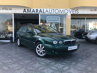 usado Jaguar X-type ---
