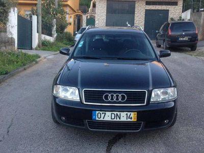 usado Audi A6 2.5TDI -