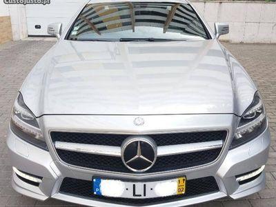 usado Mercedes CLS350 CDI AMG NACIONAL