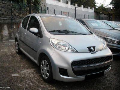 usado Peugeot 107 1.0 Sx -